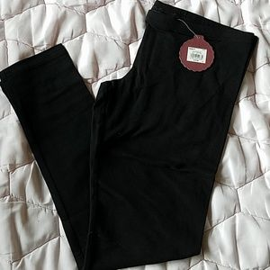 NWT SO black leggings